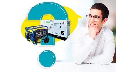 ¿Qué hay que tener en cuenta antes de comprar un generador eléctrico?